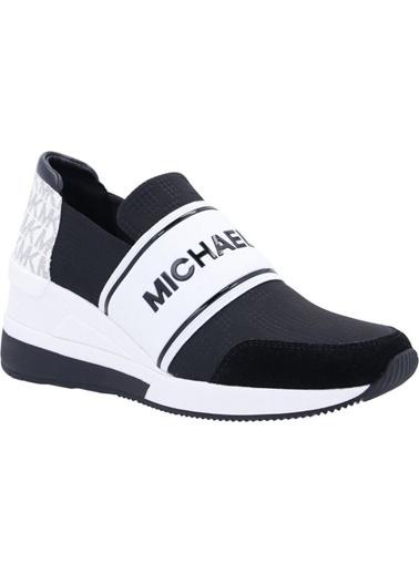 Michael Kors MICHEAL KORS KADIN AYAKKABI 43T0FXFS2D-012 Siyah
